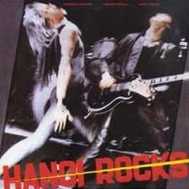 HANOI ROCKS : LP Bangkok Shocks, Saigon Shakes, Hanoi Rocks