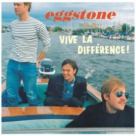 EGGSTONE : LP Vive La Différence!