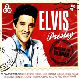 PRESLEY Elvis : CDx3 Return To Sender