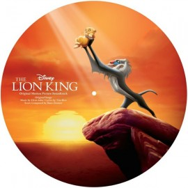 ZIMMER Hans : LP Picture The Lion King