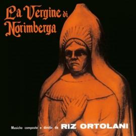 ORTOLANI Riz : LP La Vergine Di Norimberga