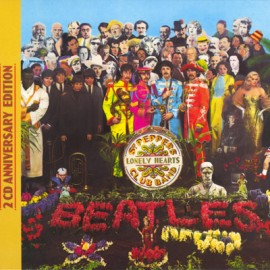 BEATLES (the) : CDx2 Sgt. Pepper's Lonely Hearts Club Band (Anniversary Edition)
