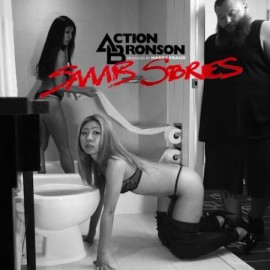 "ACTION BRONSON : 12""EP Saaab Stories"