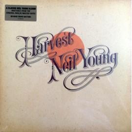NEIL YOUNG : LP Harvest