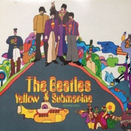 BEATLES (the) - MAGNET : Yellow Submarine