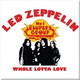 LED ZEPPELIN - MAGNET Whole Lotta Love