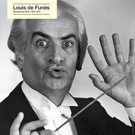 OST : LP Louis De Funes - Musiques De Films / 1964-1973