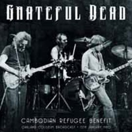 GRATEFUL DEAD (the) : LPx2 Cambodian Refugee Benefit 1979