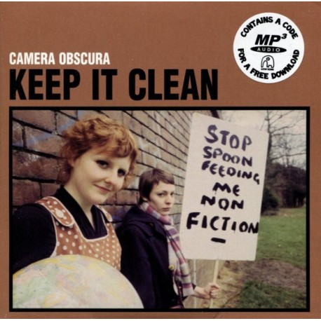 CAMERA OBSCURA : Keep It Clean