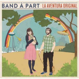 "BAND A PART : 10""LP La Aventura Original"