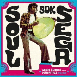 VARIOUS : LPx2+CD SOUL SOK SEGA