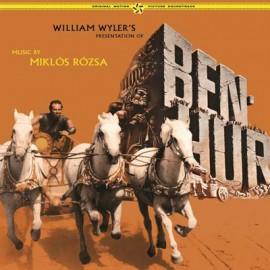 ROZSA Miklos : LP Ben-Hur