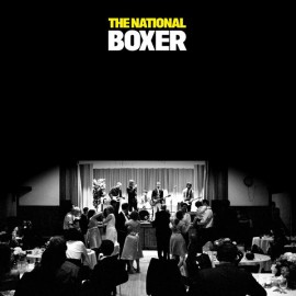 NATIONAL (the) : LP Boxer