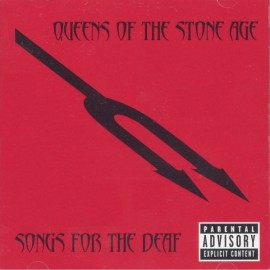 QUEENS OF THE STONE AGE : CD Songs For The Deaf