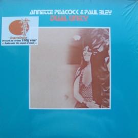 PEACOCK Annette & BLEY Paul : LP Dual Unity