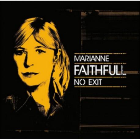 FAITHFULL Marianne : LP No Exit