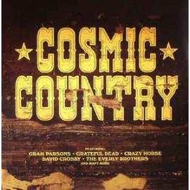 VARIOUS : LPx2 Cosmic Country