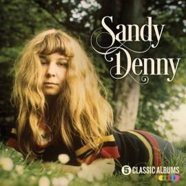 DENNY Sandy : CDx5 5 Classic Albums