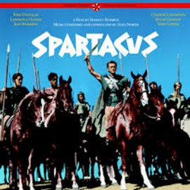 NORTH Alex : LP Spartacus