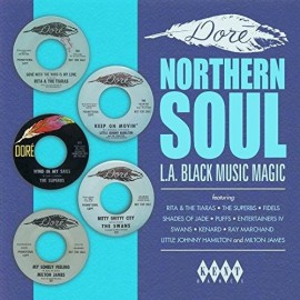 VARIOUS : LP Doré Northern Soul