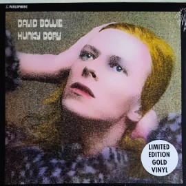 BOWIE David : LP Gold Hunky Dory