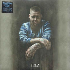 RAG'N'BONE MAN : LPx2+CD Human
