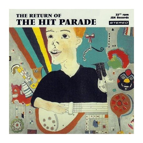 HIT PARADE (the) : The Return Of The Hit Parade
