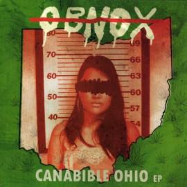 """OBNOX : 7""""EPx2 Canabible Ohio"""
