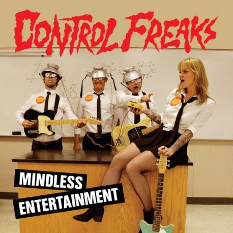 CONTROL FREAKS : LP Mindless Entertainment