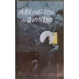 ARRINGTON DE DIONYSO : K7 Songs Of Psychic Fire Vol. 3