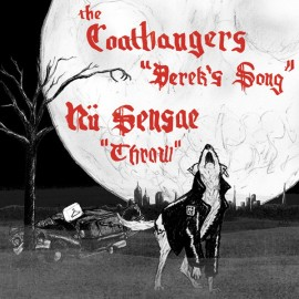 SPLIT COATHANGERS (the) / NU SENSAE