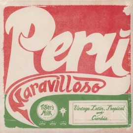 VARIOUS : LPx2 Peru Maravilloso (Vintage Latin, Tropical And Cumbia)