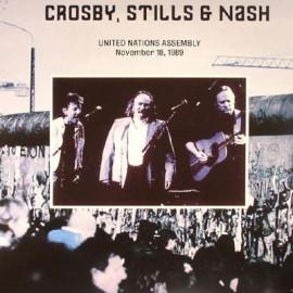 CROSBY, STILL & NASH : LPx2 United Nations Assembly November 18, 1989