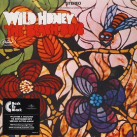 BEACH BOYS (the) : LP Wild Honey