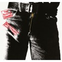 ROLLING STONES (the) : LP Sticky Fingers