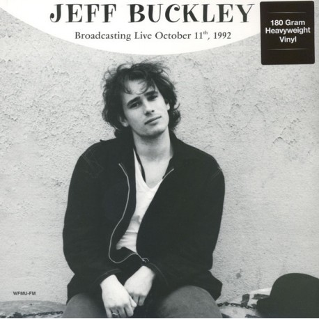 BUCKLEY Jeff : LP Broadcasting Live October 11th, 1992