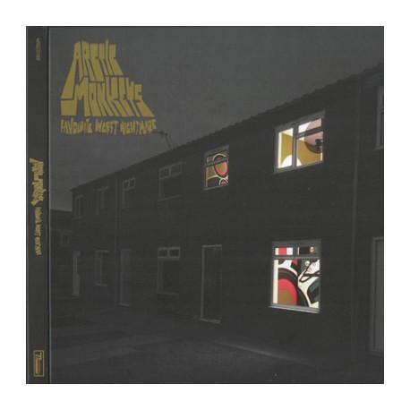 ARCTIC MONKEYS : CD Digipack Favourite Worst Nightmare