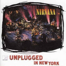 NIRVANA : CD Unplugged In New York