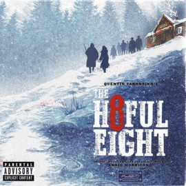 MORRICONE Ennio : CD Quentin Tarantino's The Hateful Eight