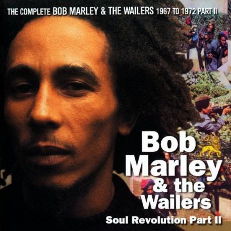 MARLEY Bob : CD Soul Revolution Part II