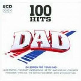 VARIOUS : CDx5 100 Hits Dad