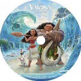 MANCINA Mark : LP Picture Moana / Vaiana