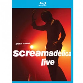 PRIMAL SCREAM : CD+DVD BLU-RAY Screamadelica Live