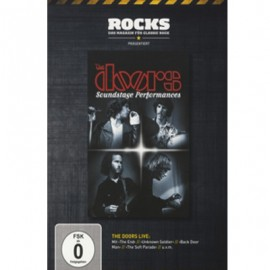 DOORS (the) : DVD Soundstage Performances