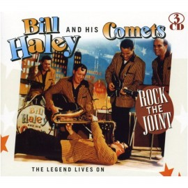 HALEY Bill : CDx3 Rock The Joint - The Legend Lives On