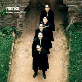 MONKS : LP Hamburg Recordings 1967