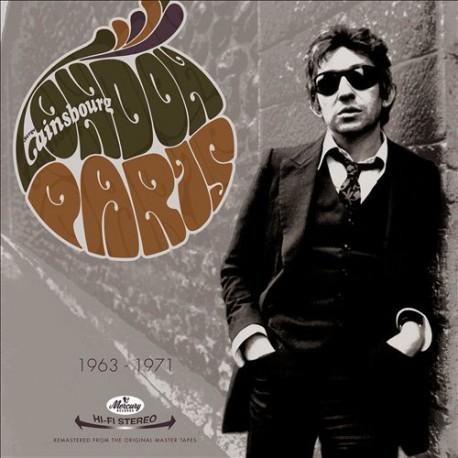 GAINSBOURG Serge : LPx2 London Paris 1963–1971