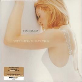 MADONNA : LP Something To Remember