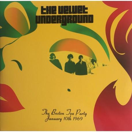 VELVET UNDERGROUND (the) : LPx2 The Boston Tea Party January 10th 1969