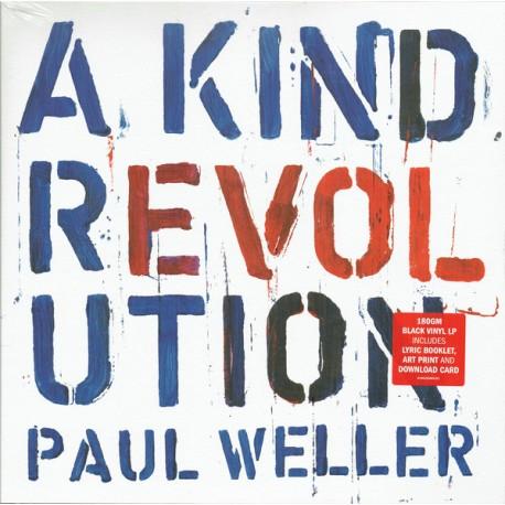 PAUL WELLER : LP A Kind Revolution
